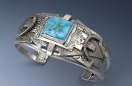 Bracelet | Sterling Silver | Turquoise