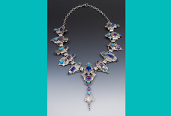 Necklace | Lapis | Turquoise | Amethyst